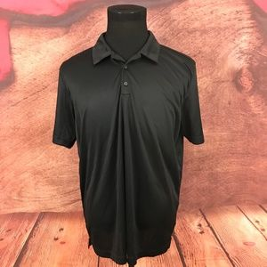 Adidas Climalite Black Polo Shirt XL